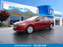 2013_Ford_Fusion_S_ Johnson City TN