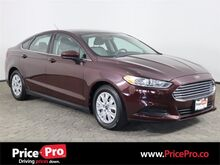 2013_Ford_Fusion_S_ Maumee OH