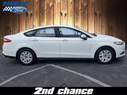 2013 Ford Fusion S Tampa FL