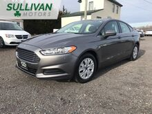 2013_Ford_Fusion_S_ Woodbine NJ