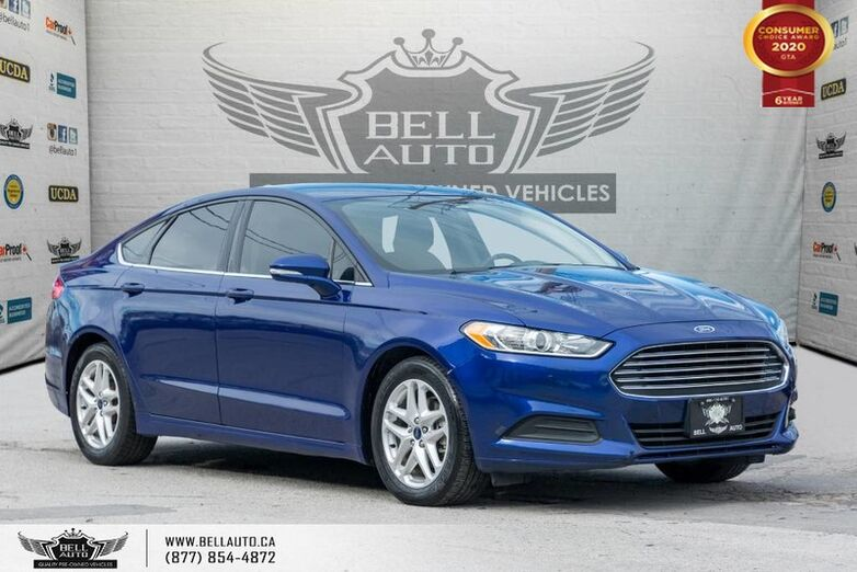 2013 Ford Fusion SE, BLUETOOTH, PWR SEAT, PARK HOLD, SIRIUS XM Toronto ON
