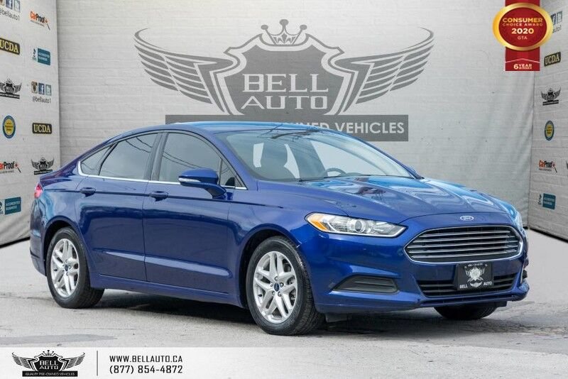 2013 Ford Fusion SE, BLUETOOTH, PWR SEAT, PARK HOLD, SIRIUS XM