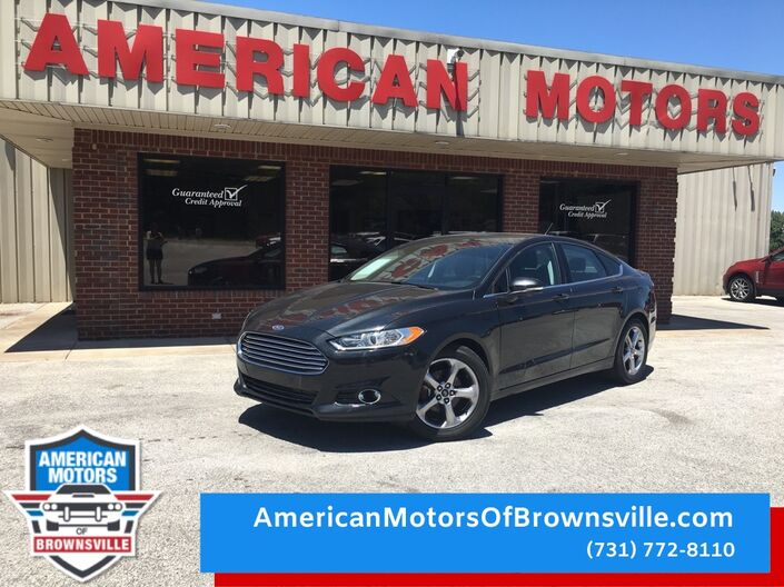 2013 Ford Fusion SE Brownsville TN