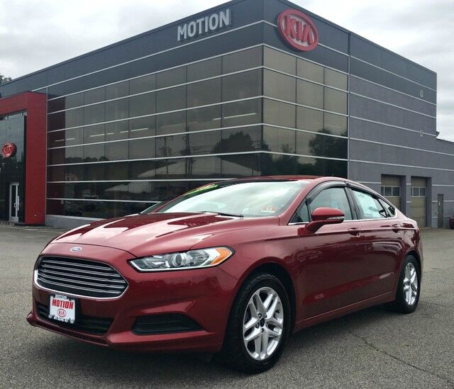 2013 Ford Fusion SE Hackettstown NJ