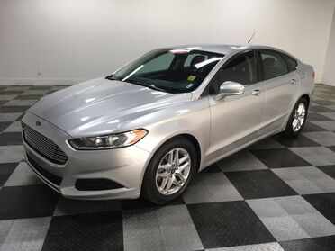 2013_Ford_Fusion_SE_ Chattanooga TN