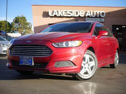 2013_Ford_Fusion_SE_ Colorado Springs CO