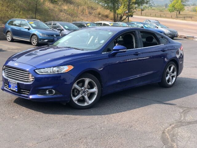 2013 Ford Fusion SE Colorado Springs CO