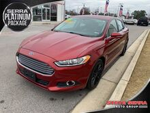 2013_Ford_Fusion_SE_ Decatur AL