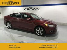 2013_Ford_Fusion_SE **ECOBOOST Turbo** Backup Camera** No Accidents** 1 Owner** Lease Return**_ Winnipeg MB