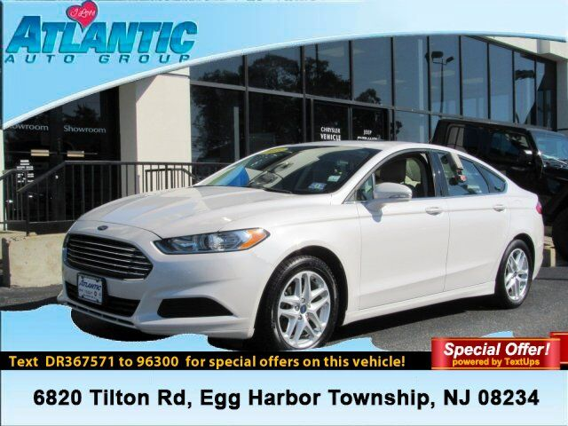 2013 Ford Fusion SE Egg Harbor Township NJ