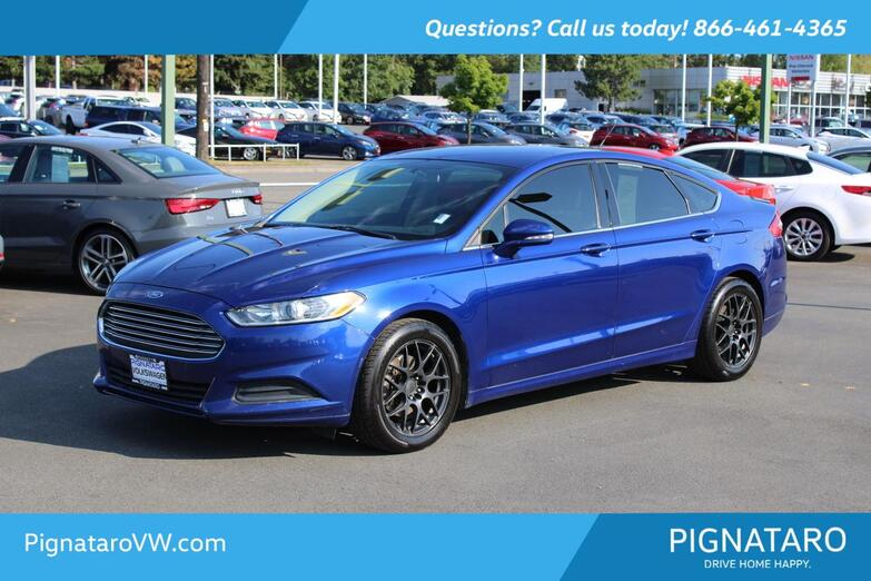 2013 Ford Fusion SE Everett WA