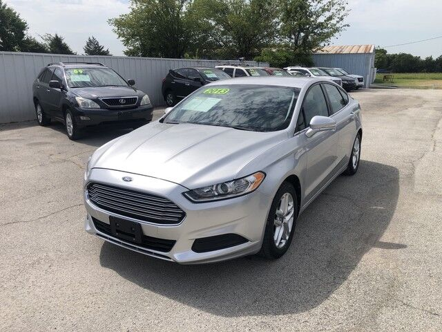 2013 Ford Fusion SE Gainesville TX