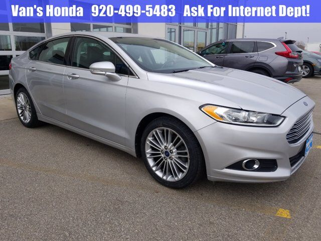 2013 Ford Fusion SE Green Bay WI