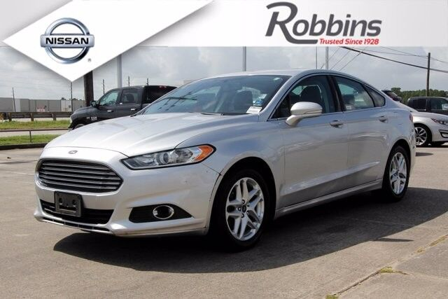 2013 Ford Fusion SE Houston TX
