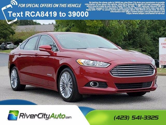 2013 Ford Fusion SE Hybrid Chattanooga TN