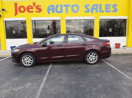 2013_Ford_Fusion_SE_ Indianapolis IN