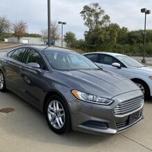 2013_Ford_Fusion_SE_ Kansas City MO
