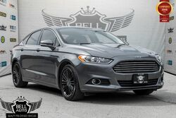 Ford Fusion SE NAVIGATION BACK-UP CAMERA SUNROOF LEATHER 2013