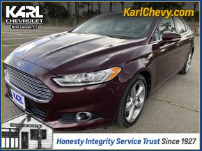 2013_Ford_Fusion_SE_ New Canaan CT