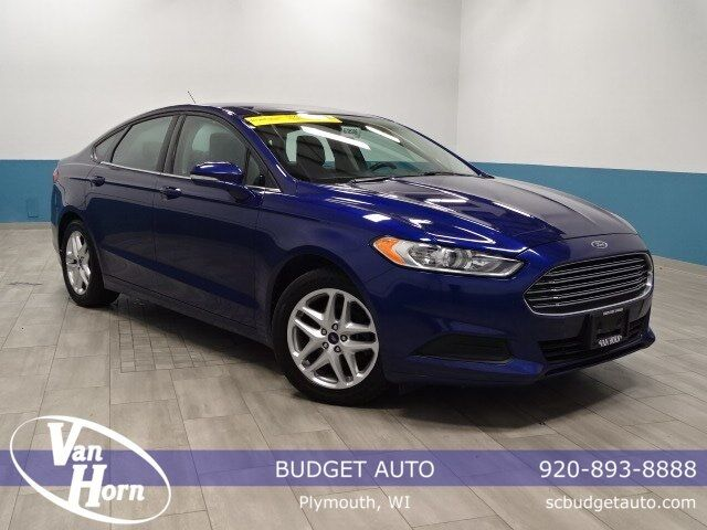 2013 Ford Fusion SE Plymouth WI