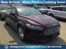 2013 Ford Fusion SE South Burlington VT