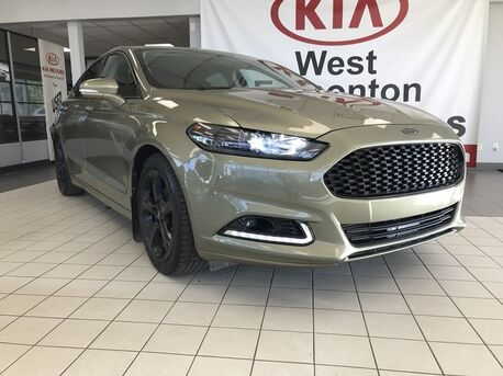 2013_Ford_Fusion_SE fwd 2.0L TURBO *NAVIGATION/REARVIEW CAMERA/SPOILER/BLUETOOTH*_ Edmonton AB