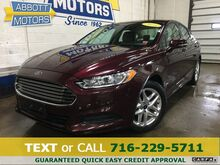 2013_Ford_Fusion_SE w/Tech pkg_ Buffalo NY