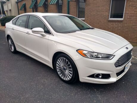 2013 Ford Fusion Titanium AWD Knoxville TN
