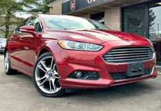 2013_Ford_Fusion_Titanium_ Georgetown KY
