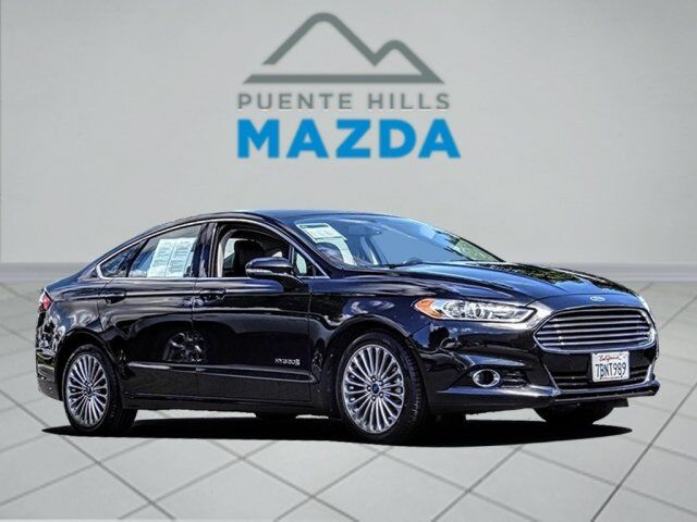 2013 Ford Fusion Titanium Hybrid City of Industry CA