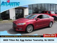 2013_Ford_Fusion_Titanium Hybrid_ Egg Harbor Township NJ