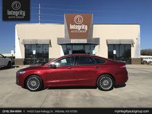 2013_Ford_Fusion_Titanium_ Wichita KS