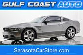 2013 Ford MUSTANG GT LEATHER MANUAL NAVIGATION CAMERA EXTRA CLEAN