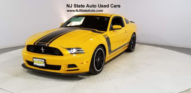 2013 Ford Mustang 2dr Coupe Boss 302 Jersey City Nj 24630555