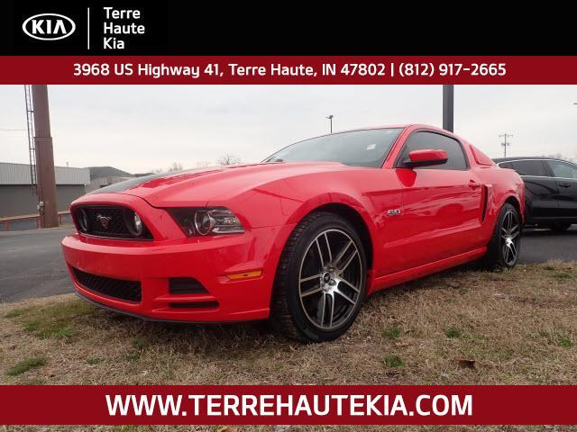 2013 Ford Mustang 2dr Cpe GT Terre Haute IN