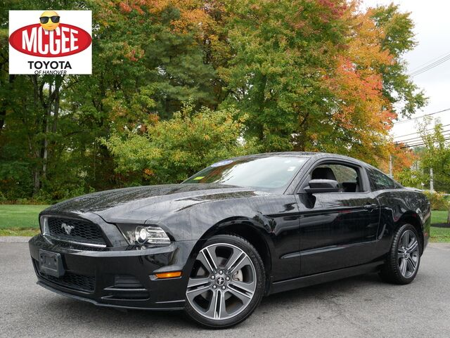 2013_Ford_Mustang_2dr Cpe V6 Premium_ Hanover MA