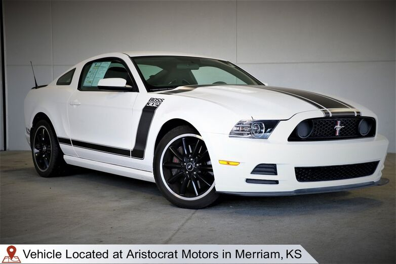 2013 Ford Mustang Boss 302 Merriam KS
