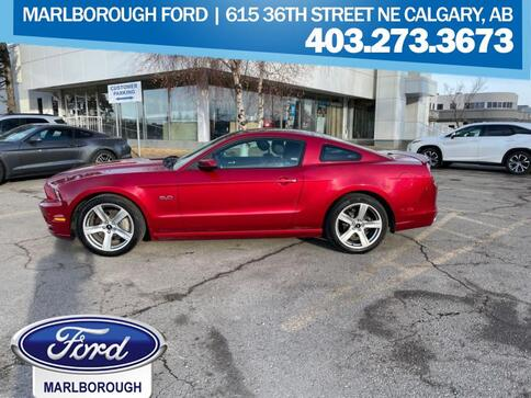 2013_Ford_Mustang_GT  - Leather Seats -  Bluetooth_ Calgary AB