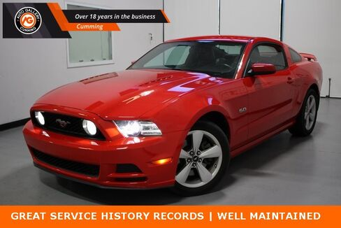 2013_Ford_Mustang_GT_ Gainesville GA