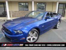 2013_Ford_Mustang_GT Convertible_ Fredricksburg VA