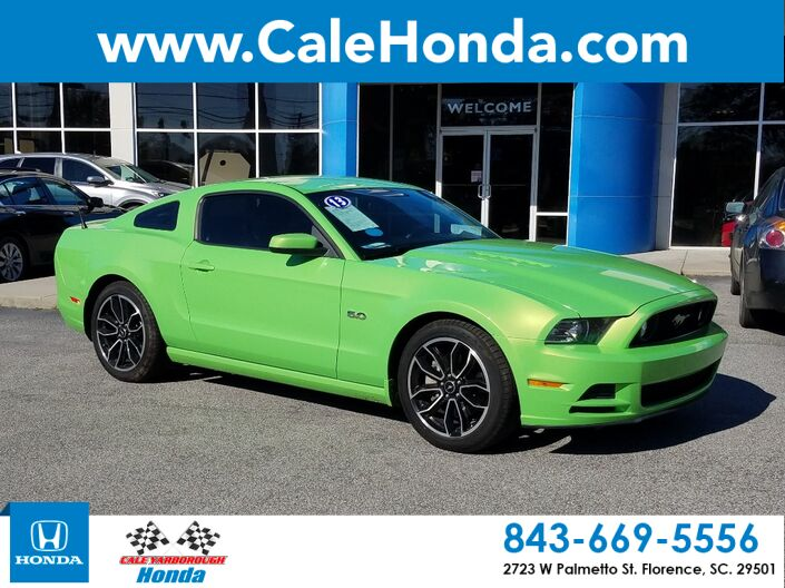 2013 Ford Mustang GT Florence SC