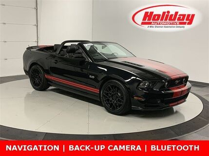 2013_Ford_Mustang_GT Premium_ Fond du Lac WI