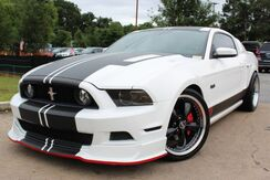 2013_Ford_Mustang_GT W BOSS 302 MAGNIFOLD & RED LEATHER_ Lilburn GA