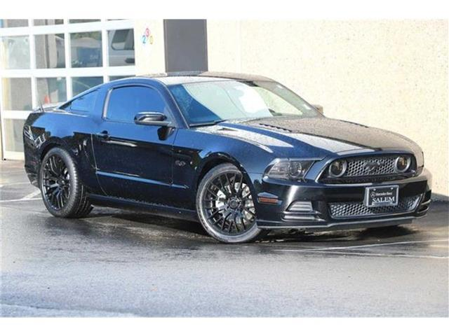 2013 Ford Mustang MUST Salem OR