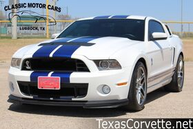 2013_Ford_Mustang_Shelby GT500_ Lubbock TX