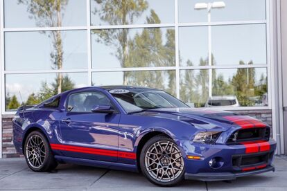 2013_Ford_Mustang_Shelby GT500_ Seattle WA