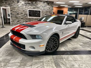 2013_Ford_Mustang_Shelby GT500_ Worcester MA