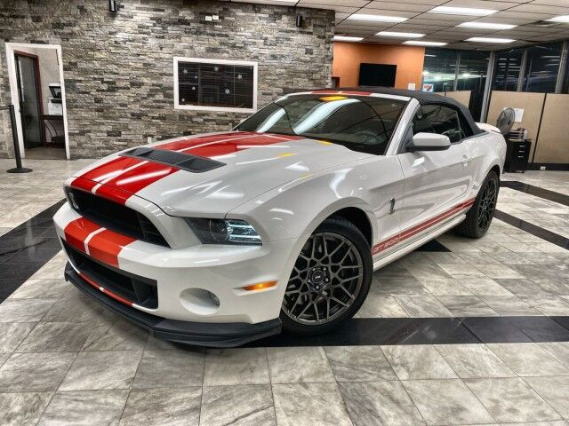 2013 Ford Mustang Shelby GT500 Worcester MA
