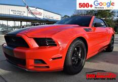 2013_Ford_Mustang_V6 2dr Convertible_ Saint Augustine FL