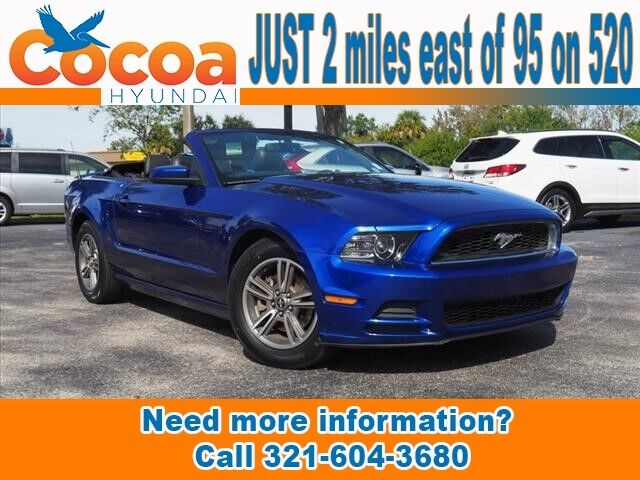 2013 Ford Mustang V6 Cocoa FL